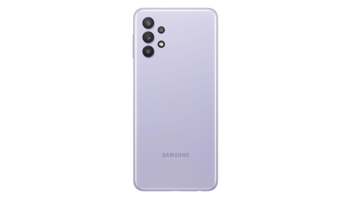 Samsung Galaxy a32 5g traseiro 1