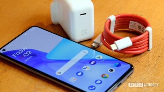 OnePlus 9 review Warp Charge 65T
