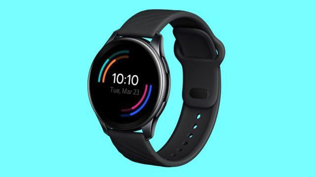 OnePlus Watch Leaked Render