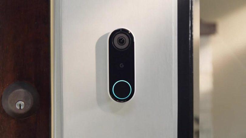 Hello video doorbell