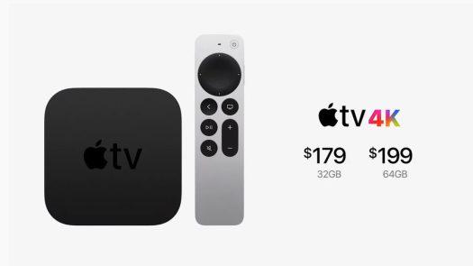 Apple April 2021 event Apple TV 4K