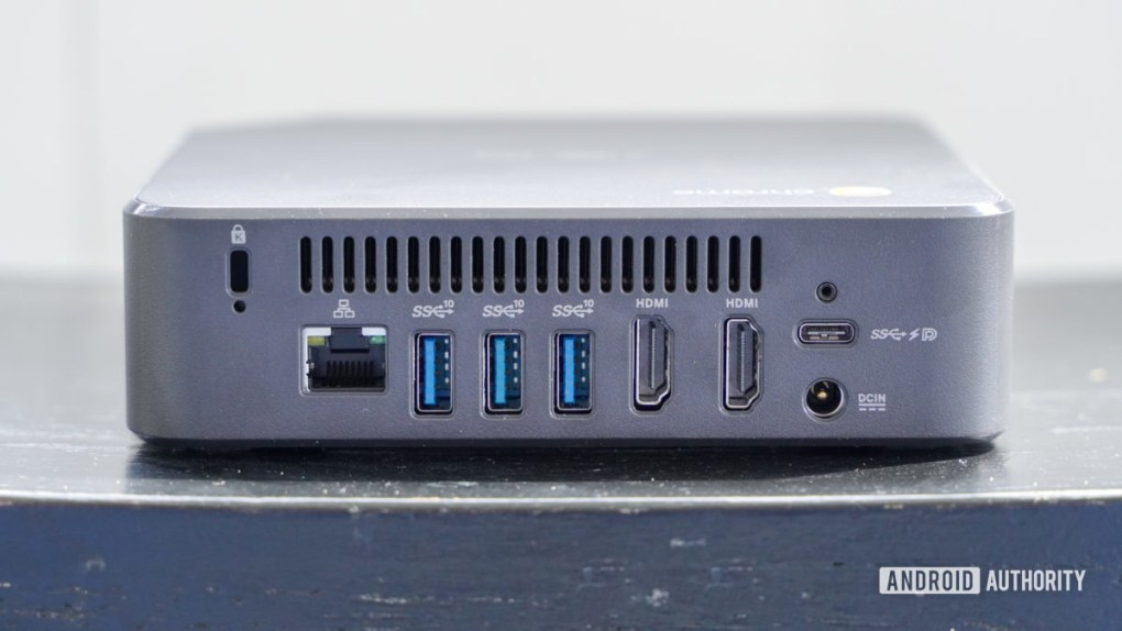 Asus Chromebox 4 rear