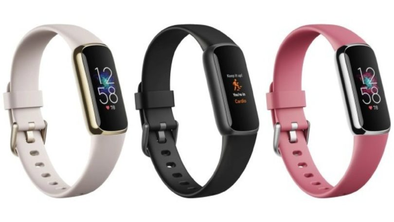 Fitbit Luxe Renders