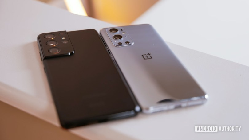 OnePlus 9 Pro vs Samsung Galaxy S21 Ultra 9 of 13