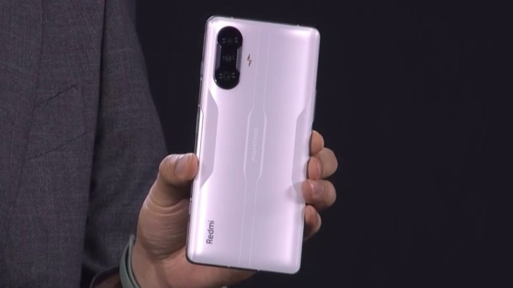 Redmi k40 gaming edition feature 1