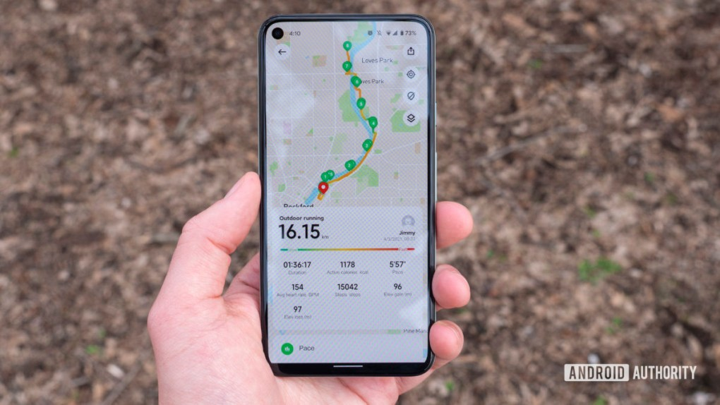 xiaomi mi band 6 review xiaomi wear app running activity workout