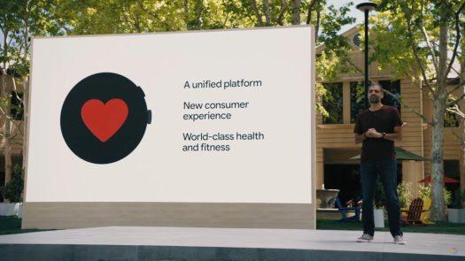 Google IO 2021 Sameer Samat talks wear OS