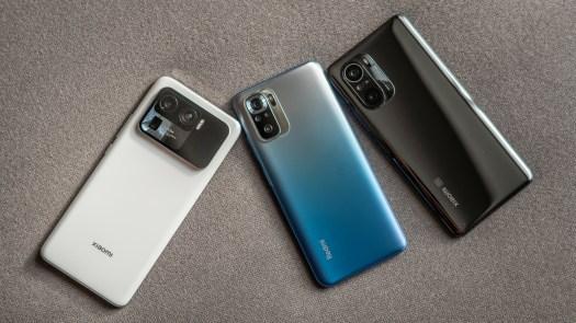Xiaomi 2021 India mi 11 ultra mi 11x redmi note 10s