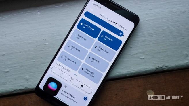 Android 12 Beta 2 landet mit Datenschutz-Dashboard im Schlepptau - Android Authority