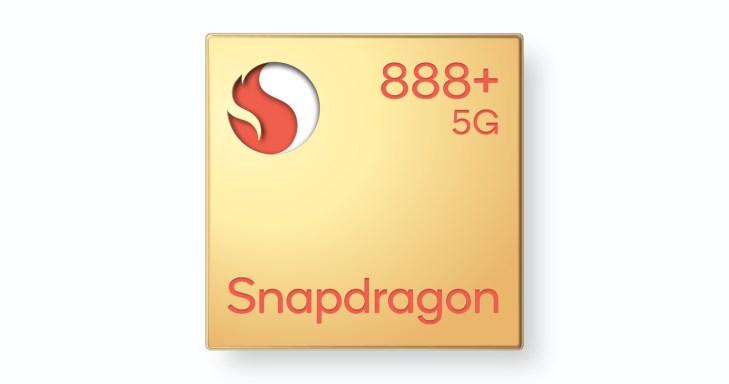 Qualcomm Snapdragon 888 Plus Badge