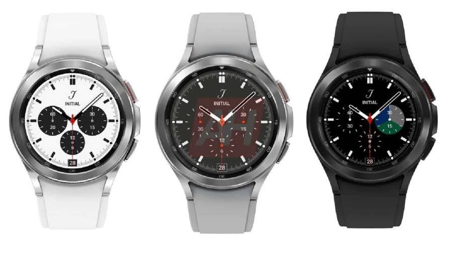 Samsung Galaxy Watch 4 Classic Renders 2