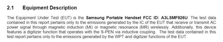 Samsung Galaxy Z Fold 3 FCC S Pen