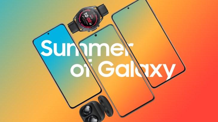 samsung summer of galaxy 2021