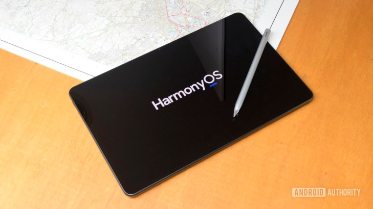 Huawei MatePad Pro 2021 Harmony OS