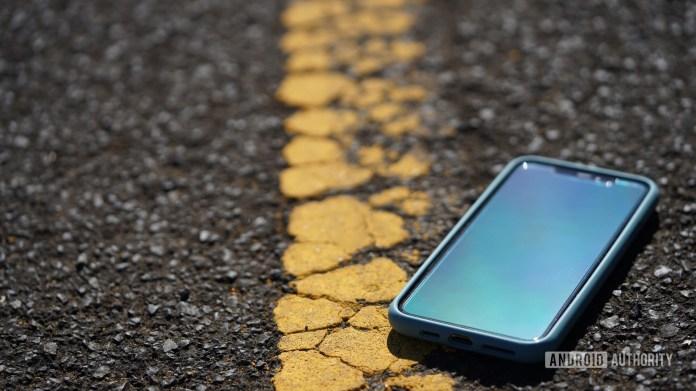 iPhone 11 Pro Bike Trail