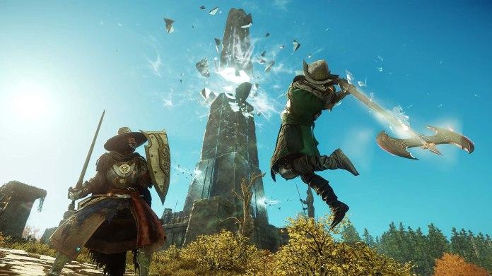 Amazon Games' New World screenshot