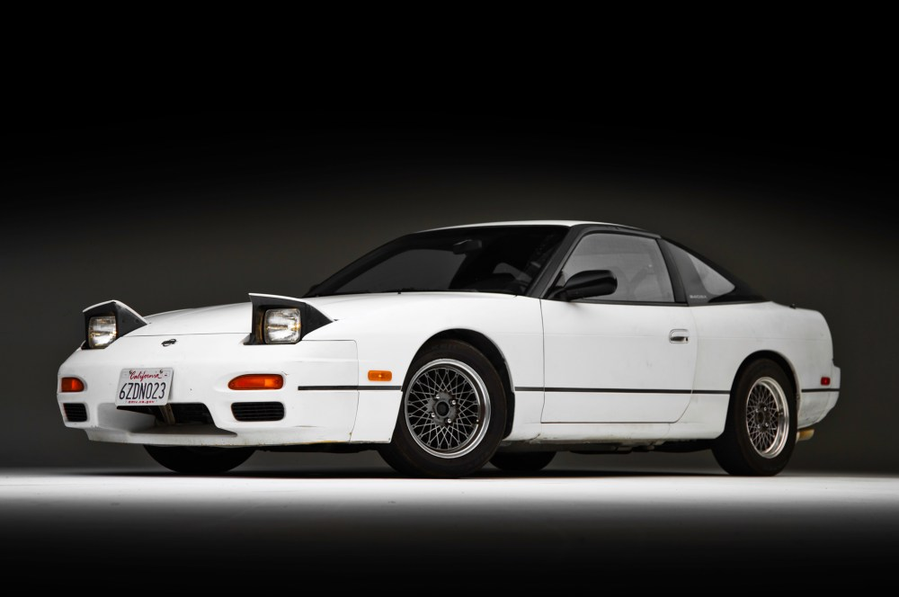 medium resolution of nissan 240 sx s13 coupe 1989