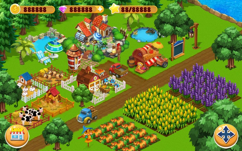 My Happy Farm Daily | Download APK for Android - Aptoide