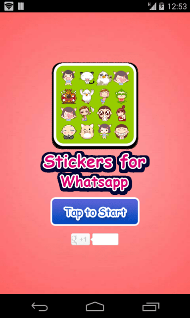 Stickers For Whatsapp   Download APK for Android - Aptoide