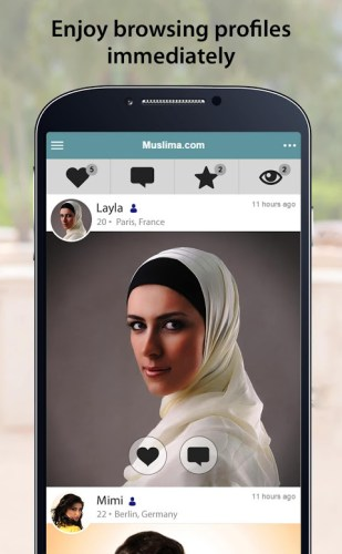 Muslima Com Se Connecter : muslima, connecter, Muslima, Mariages, Musulmans, 4.0.4.2830, Télécharger, Android, Aptoide