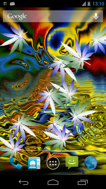 Falling Weed Live Wallpaper Apk Trippy Ripple Live Wallpaper Download Apk For Android