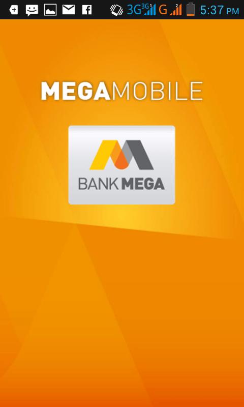 Bank Mega Logo Png : Mobile, Download, Android, Aptoide