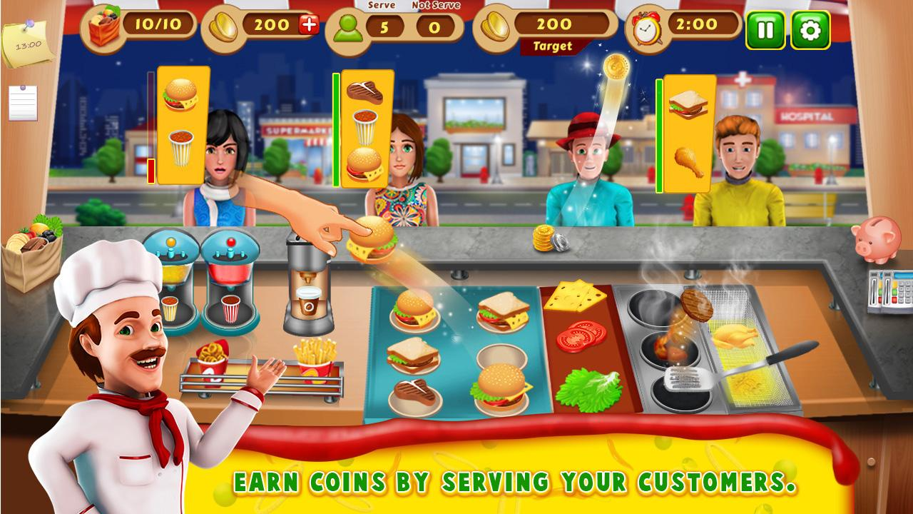 kitchen cooking games cabinet kits sale master game 1 6 download apk for android aptoide screenshot 3