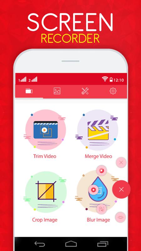 grabadora de pantalla vb captura de pantalla 2