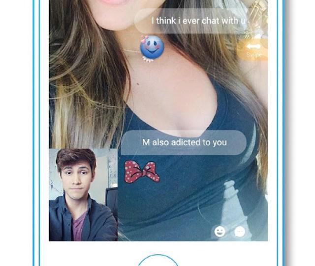 Omega Random Video Chat Omegle Screenshot 6