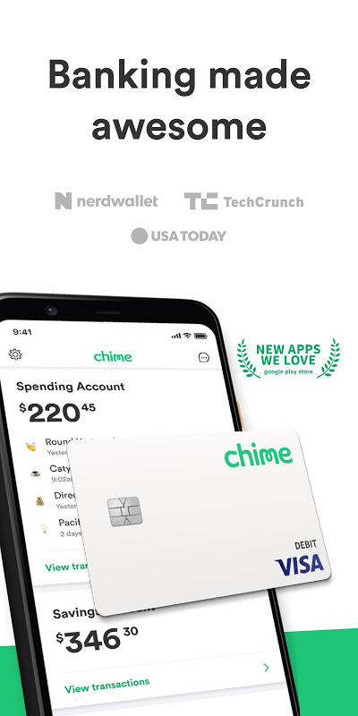 Chime Mobile Banking 5 48 0 Download Android Apk Aptoide