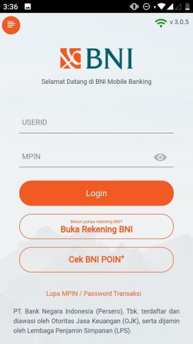Bni Mobile Banking Apk : mobile, banking, Mobile, Banking, 3.1.0, Download, Android, Aptoide