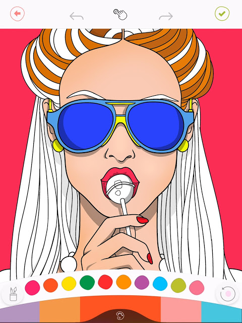 Colorfy Coloring Book Free : colorfy, coloring, Colorfy, Colouring, Adults, 3.10.2, Download, Android, Aptoide