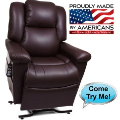 Golden Power Lift Chair Reviews Swing Range Maxicomforter Day Dreamer W Pillow Pr632