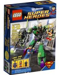 LEGO DC Universe Super Heroes Superman vs. Power Armour ...