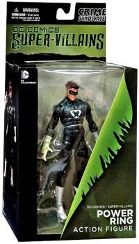 DC Super Villains Crime Syndicate Power Ring 16 Action ...