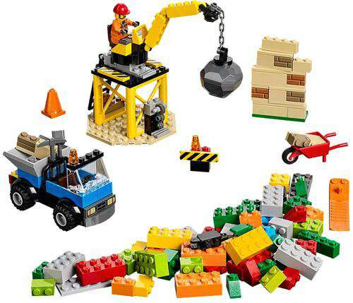 LEGO Juniors Construction Set 10667