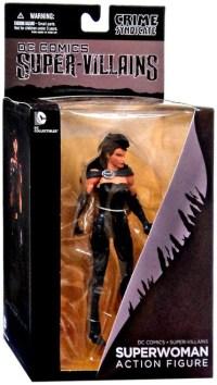 DC Super Villains Crime Syndicate Superwoman 16 Action ...