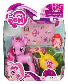 My Little Pony Basic Figures Pinkie Pie Figure 37061 With