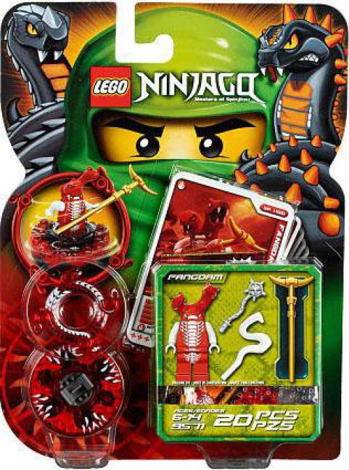 LEGO Ninjago Spinjitzu Spinners Fangdam Set 9571 ToyWiz