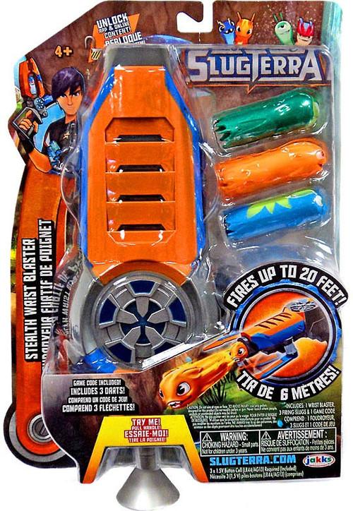 Slugterra Blaster Evo Dart Stealth Wrist Blaster Roleplay