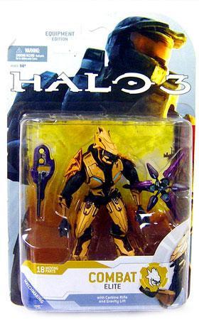 McFarlane Toys Halo 3 Series 4 Combat Elite Action Figure