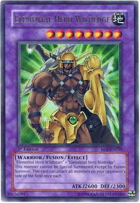 YuGiOh Elemental Energy Single Card Ultra Rare Elemental
