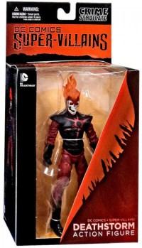DC Super Villains Crime Syndicate Deathstorm 16 Action ...