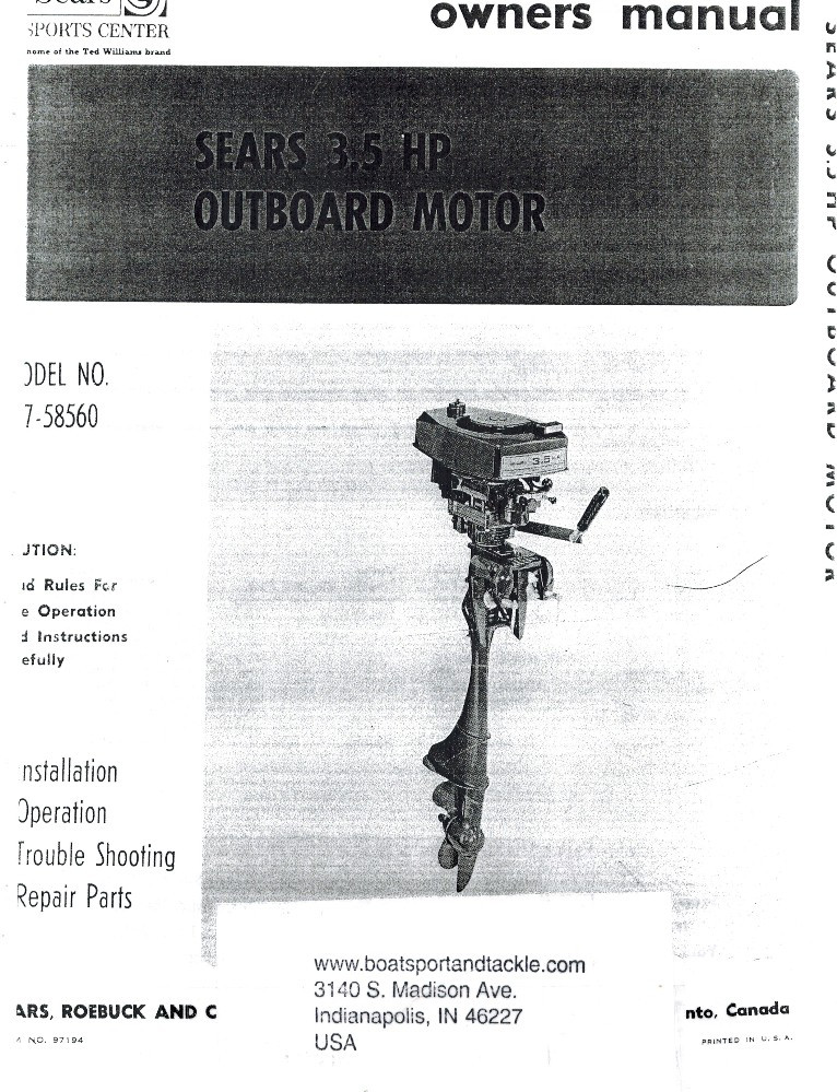 Outboard Motor Parts Diagrams Motor Repalcement Parts And Diagram