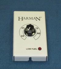 Harman PF100 Wall Thermostat - 3-20-08101