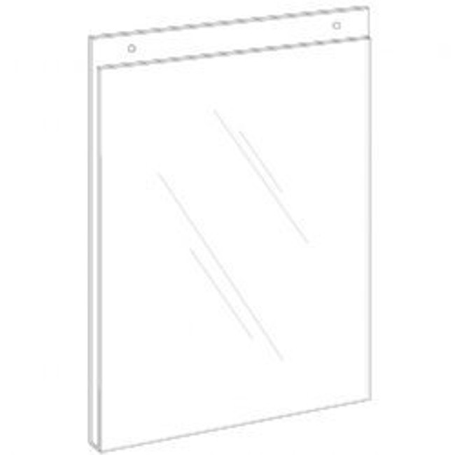 Sign Holders Acrylic Plastic Table Tent Wall Holders