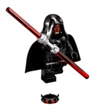 LEGO Star Wars: Darth Maul - from 75096 - The Brick People