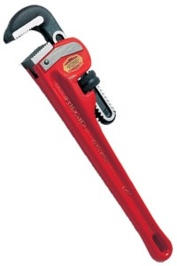 Ridgid 48 inch Steel pipe wrench
