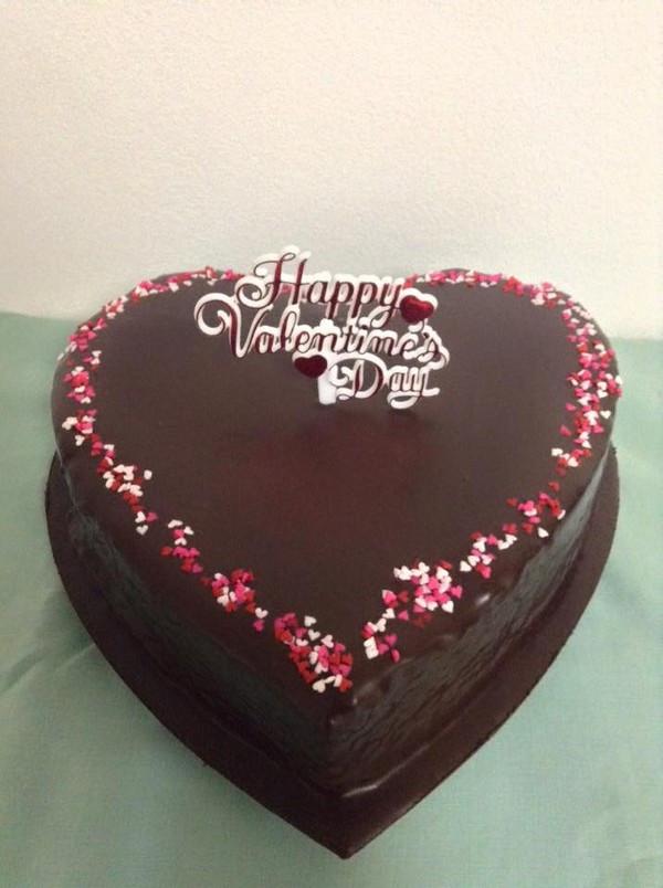 Heart Shaped Cake  The Chocolate Cake Company