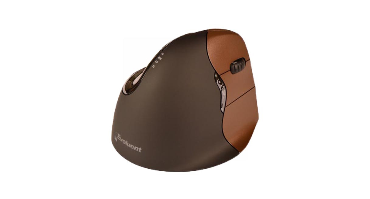 Shop Evoluent Small Right Hand Wireless Vertical Mouse VM4SW